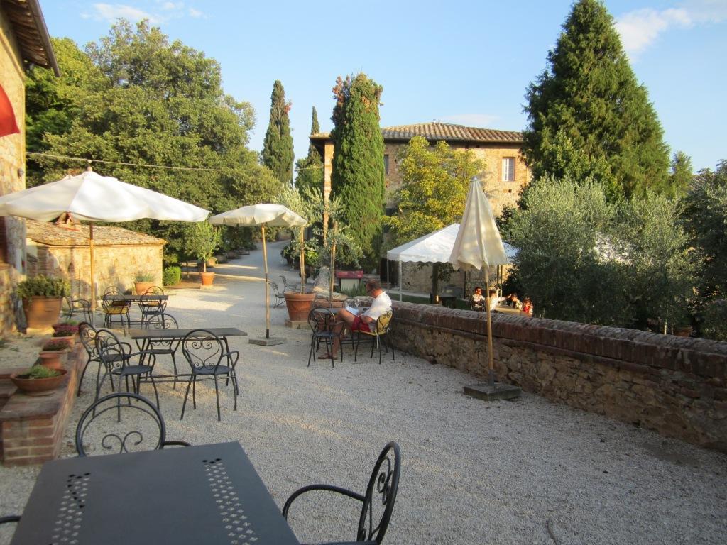 Fattoria del Colle Agriturismo Trequanda, Italy 2016 Farmhouse ...