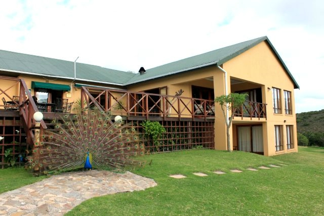 Fijnbosch Game Lodge and Spa