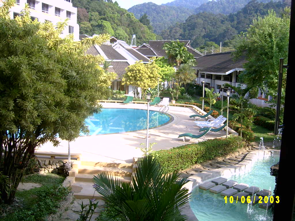 Jansom Hot Spa Hotel