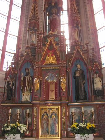 Klosterkirche der Barmherzigen Bruder