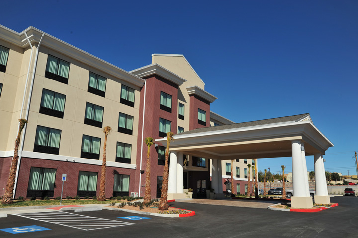 ‪Holiday Inn Express & Suites El Paso Airport Area‬