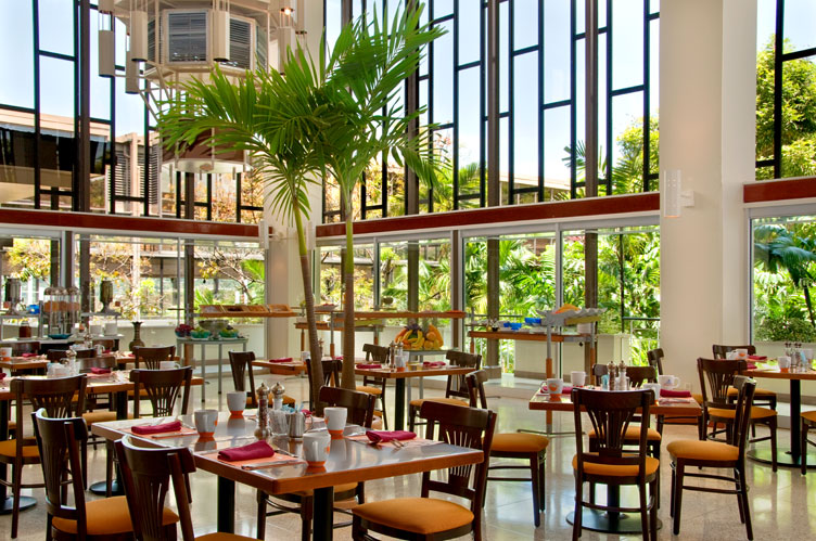 Hilton Pool Terrace Restaurant