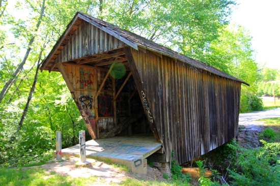 ‪Stovall Mill Covered Bridge‬
