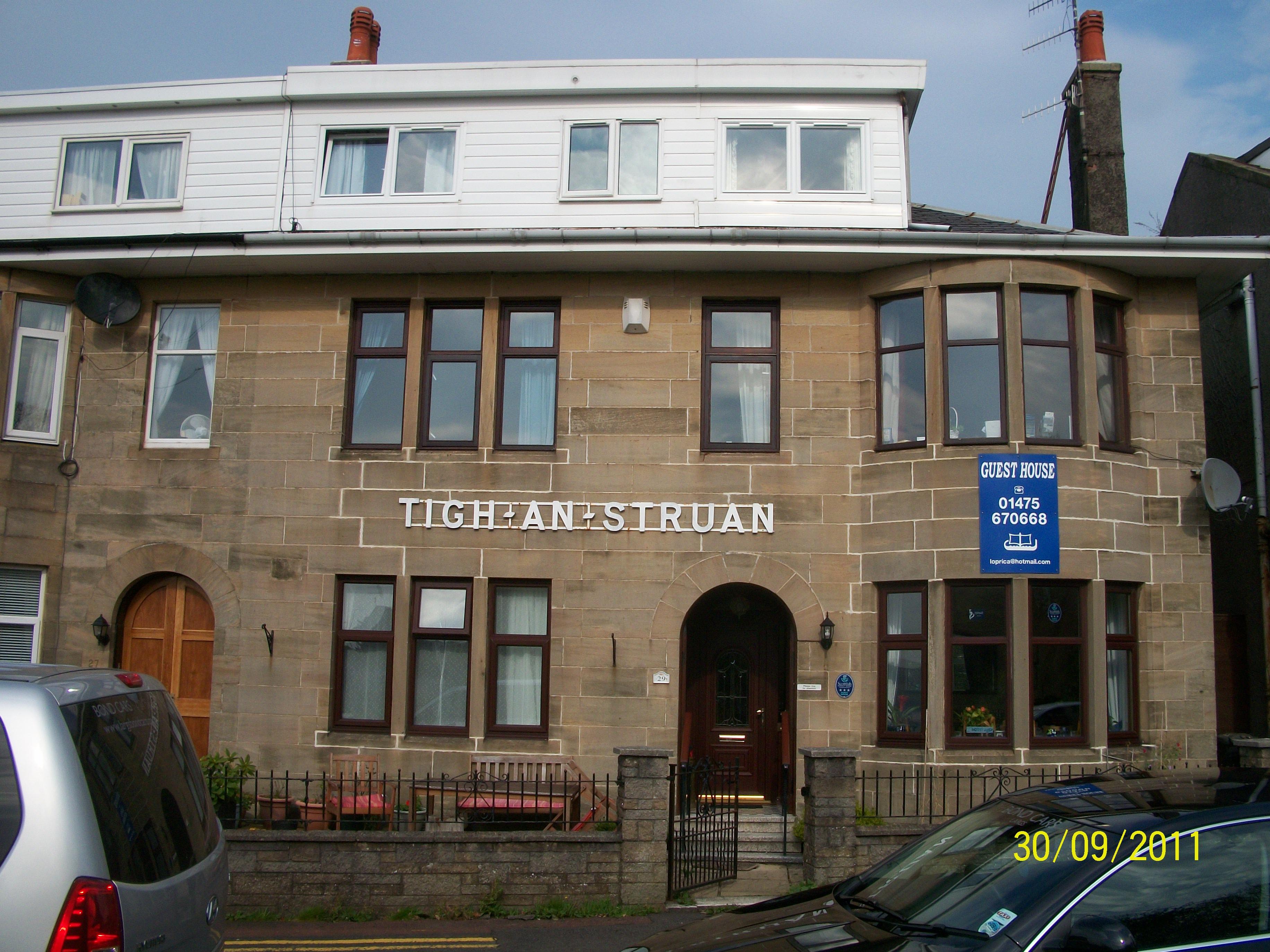 Tigh-An-Struan Guest House