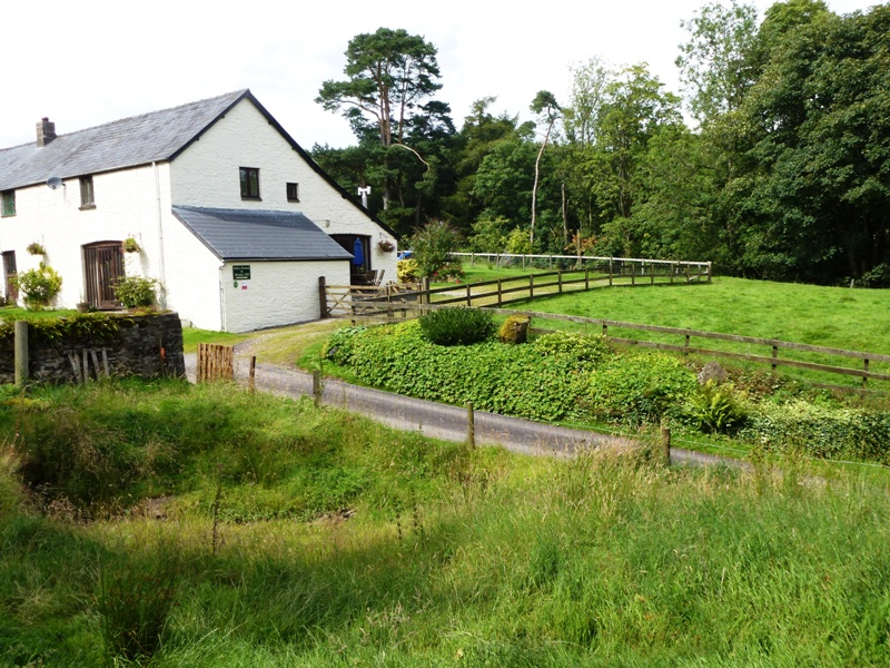 Aberhyddnant Farm Cottages