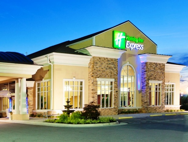 ‪Holiday Inn Express Woodstock / Shenandoah Valley‬