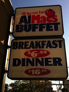 Al Macs Buffet
