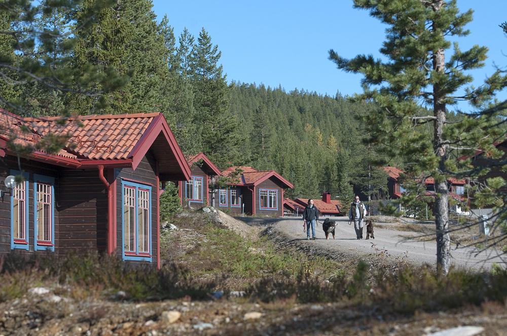 PAN Village Fulufjallsbyn
