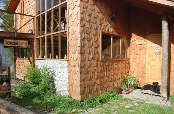 Aonikenk-Puyuhuapi Ecoturismo