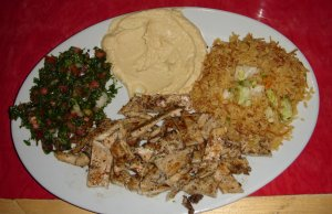 Sultan Authentic Arab Restaurant