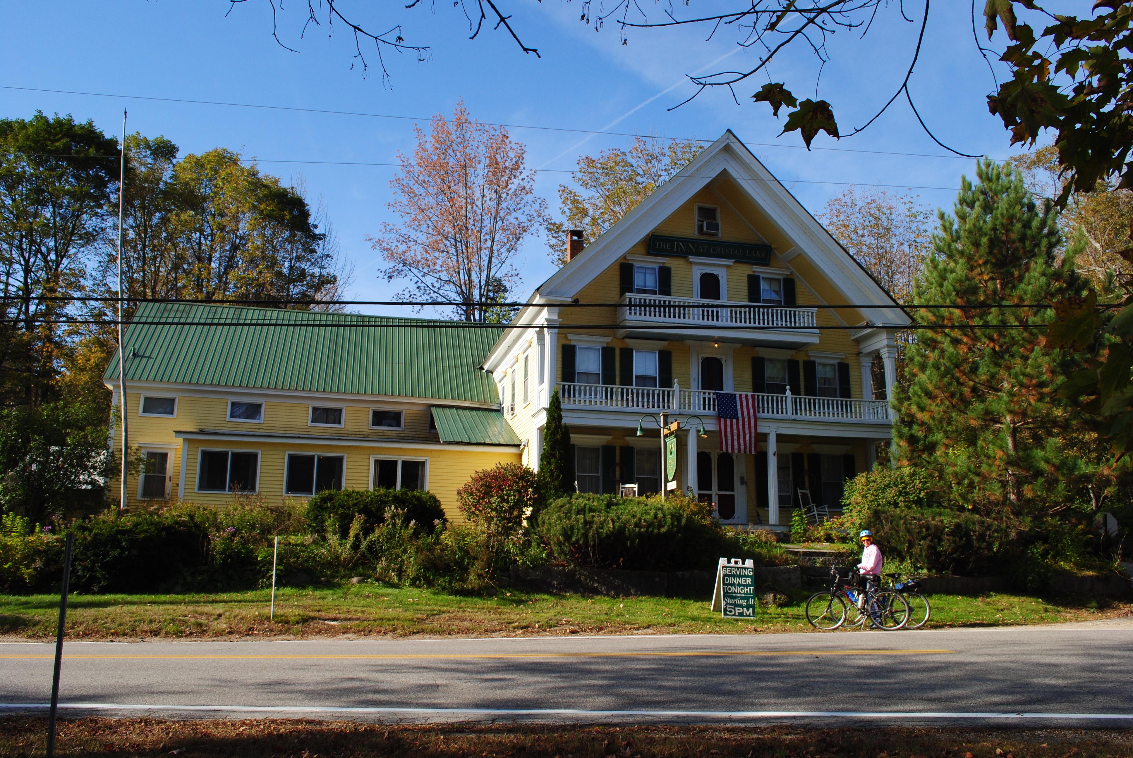 Inn at Crystal Lake & Pub