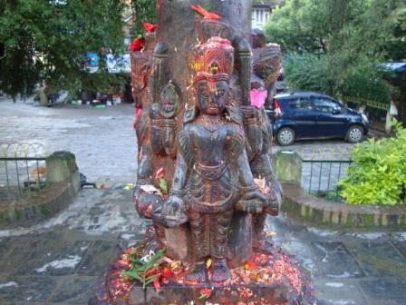 Temple du Bouddha Nilkantha