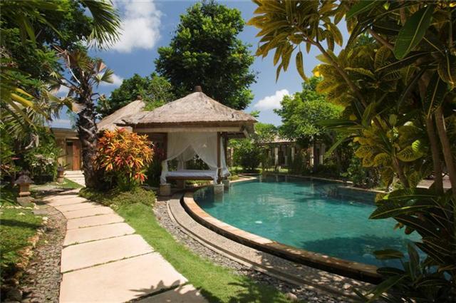 Mimosa Jimbaran Bali Villa