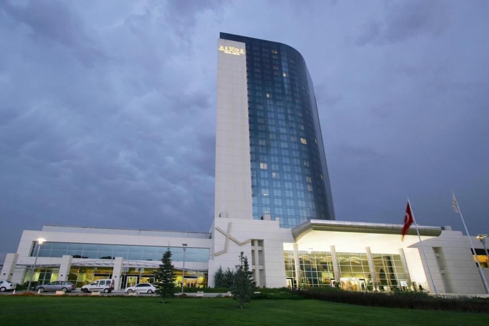 โรงแรม ริกซอส คอนยา