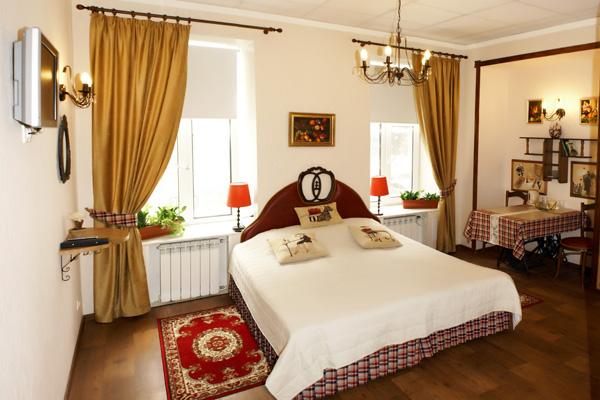 33 Udovolstviya Hotel