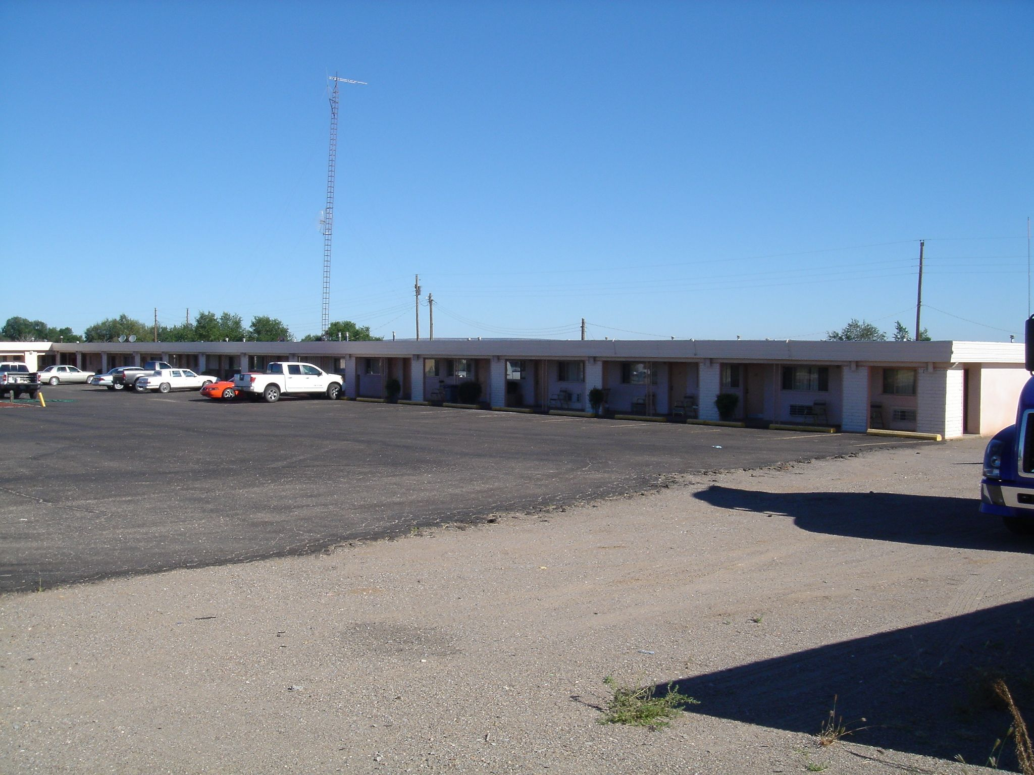 ‪Bel Air Motel‬