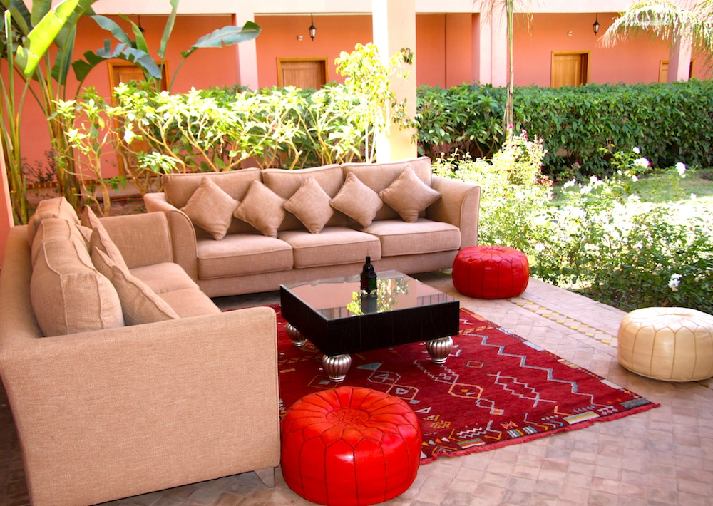 فندق فاتيل جولف آند سبا مراكش