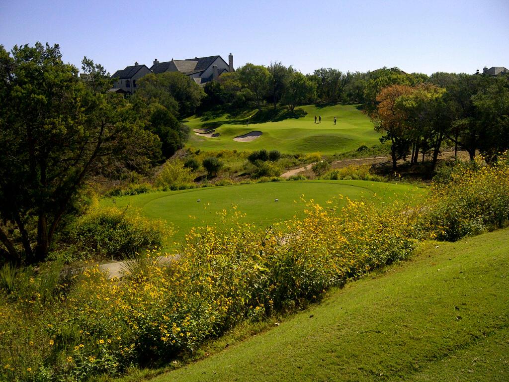 Fazio foothills golf course
