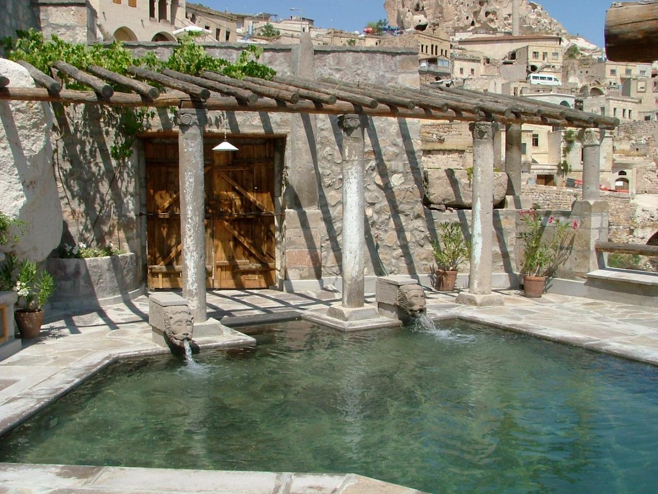 Les Maisons de Cappadoce