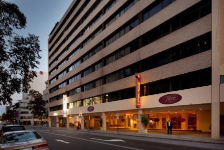 โรงแรมคิงส์ เพิร์ธ