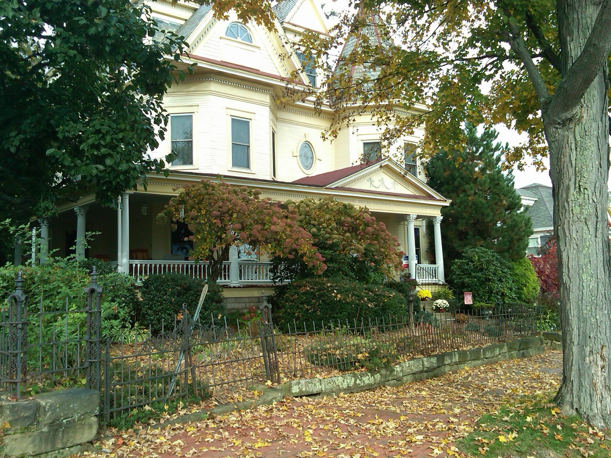 The House on Harmar Hill