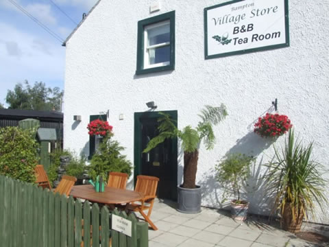 Bampton Village Store Bed and Breakfast