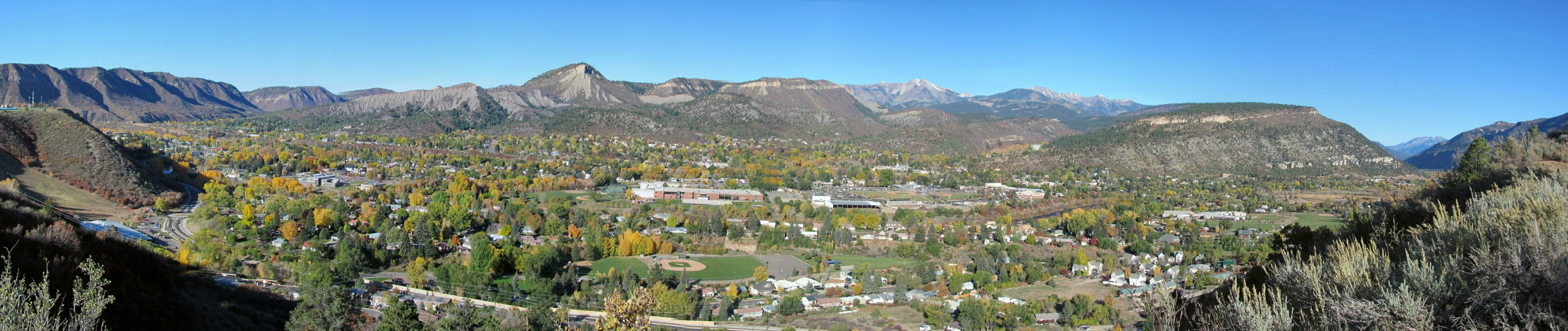 Rim Trail/ Campus Loop
