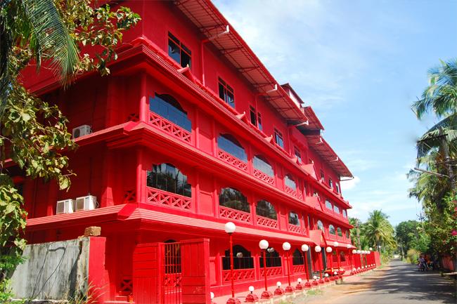 Kamala Goldies Kingdom Apartments