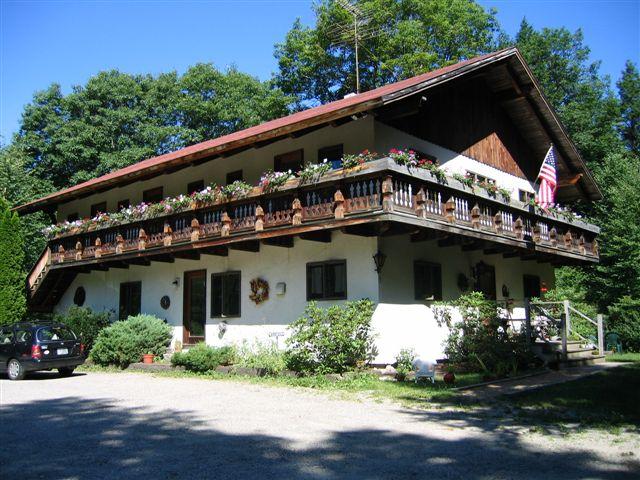 Zahn's Alpine Guest House