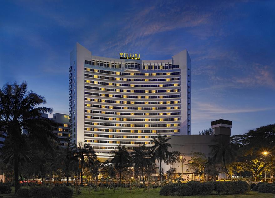富麗華河濱酒店