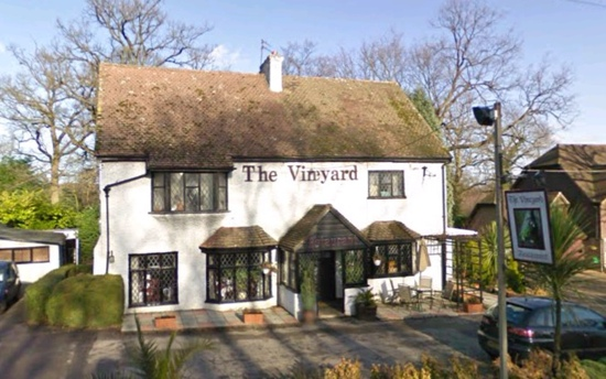 The Vineyard Restaurant
