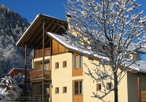 Residence Weisskugel - Palla Bianca