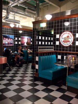 American Diner Finlayson