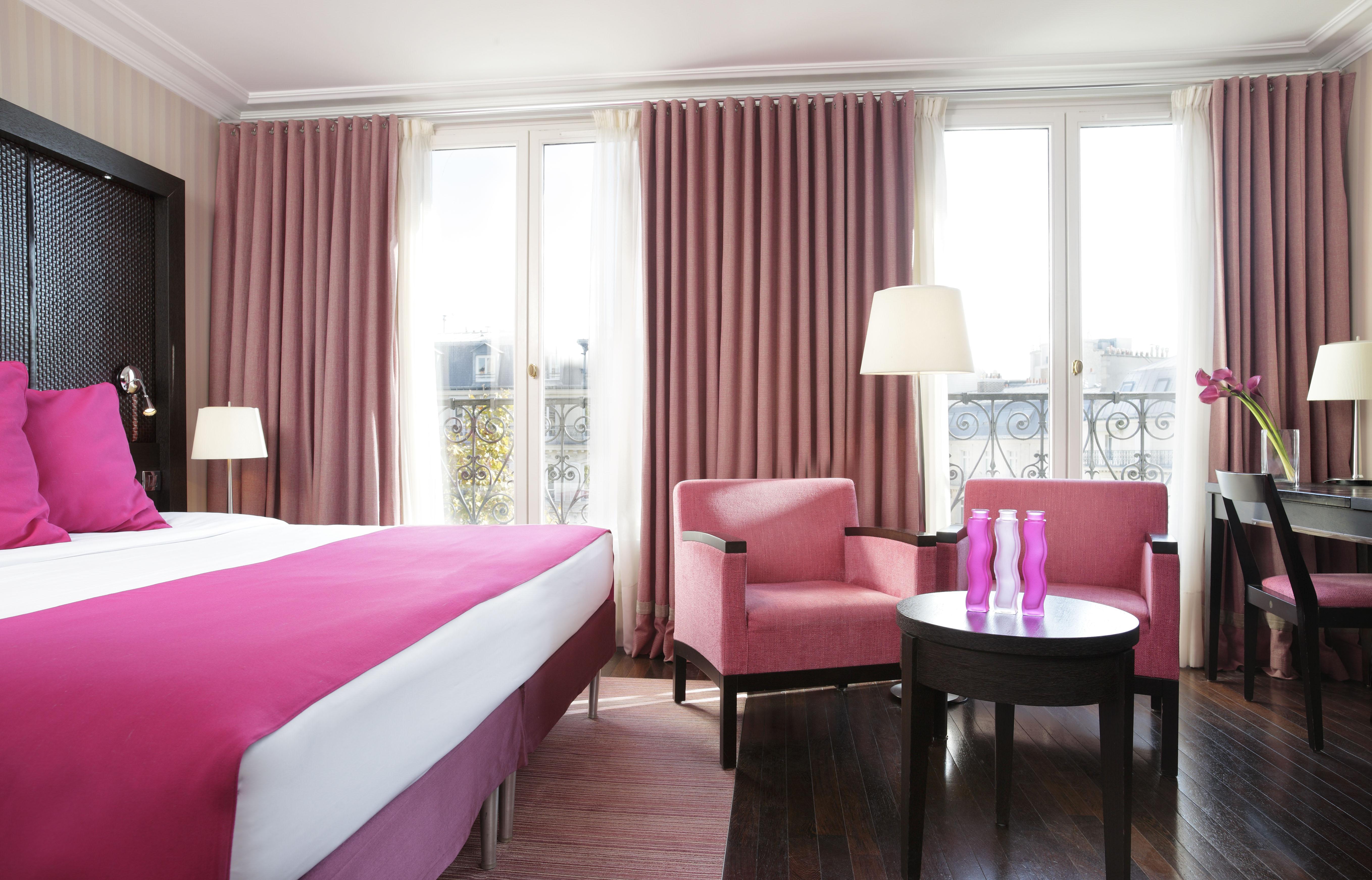 Hotel Elysees Regencia Paris