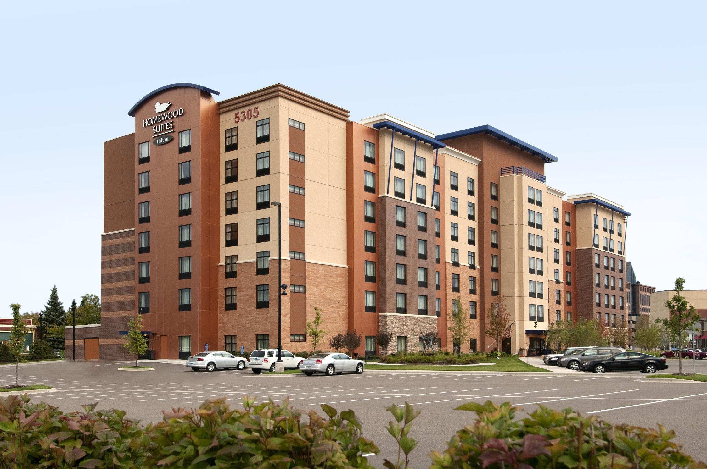 Homewood Suites Minneapolis - St Louis Park at West End
