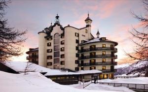 Ròseo Hotel Ristorante SPA, Principi di Piemonte Sestriere