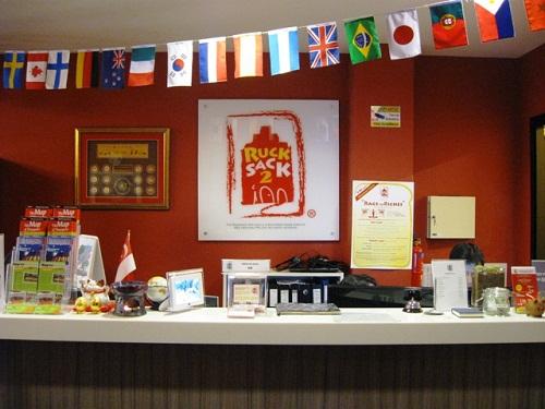 Rucksack Inn @ Hong Kong Street