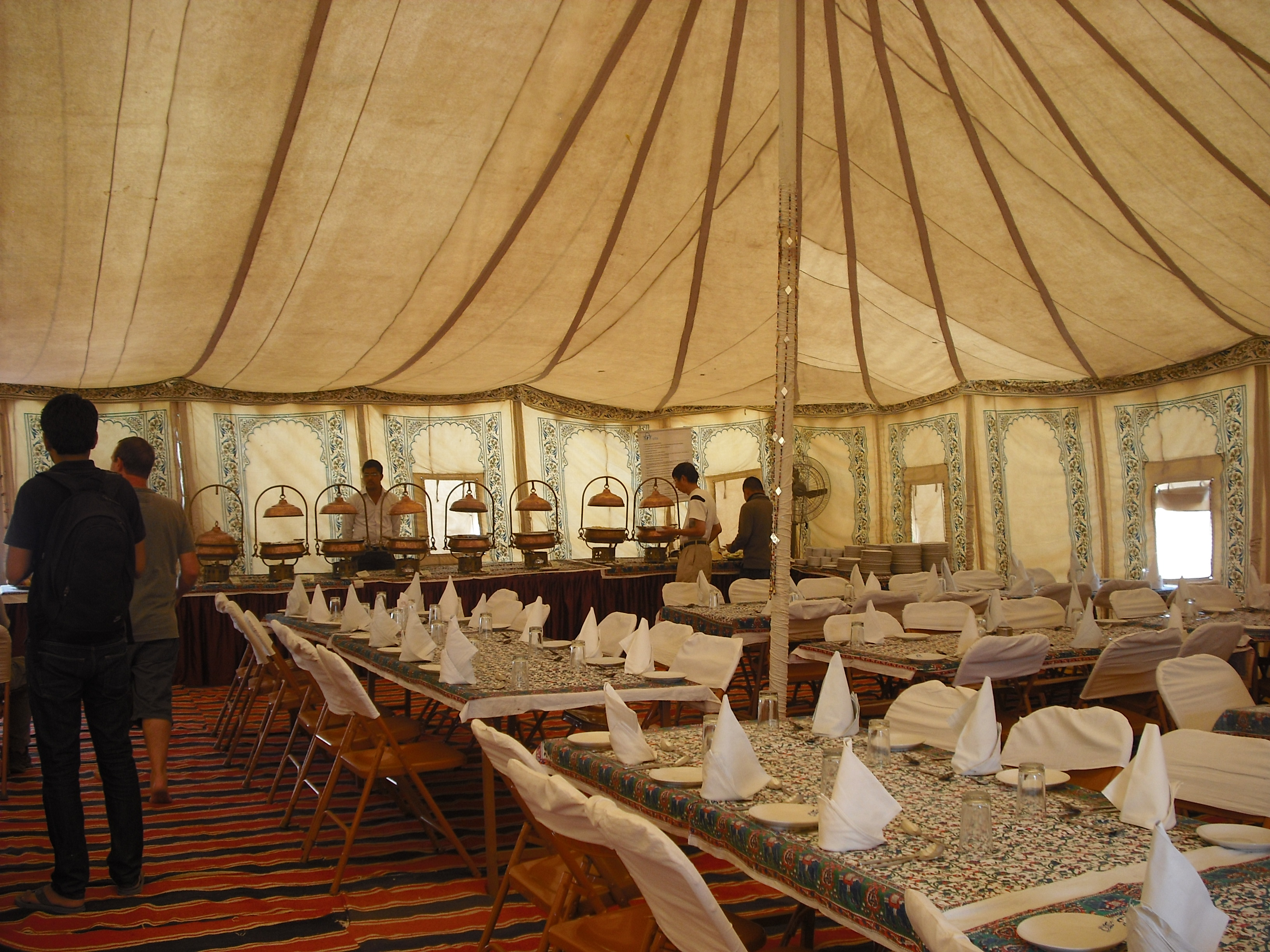 Rajasthan Royal Desert Camp