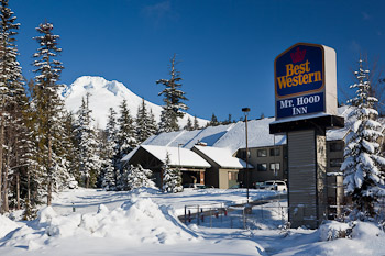 BEST WESTERN Mt. Hood Inn
