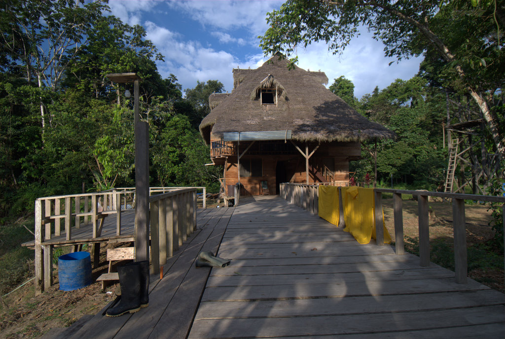Bataburo Lodge
