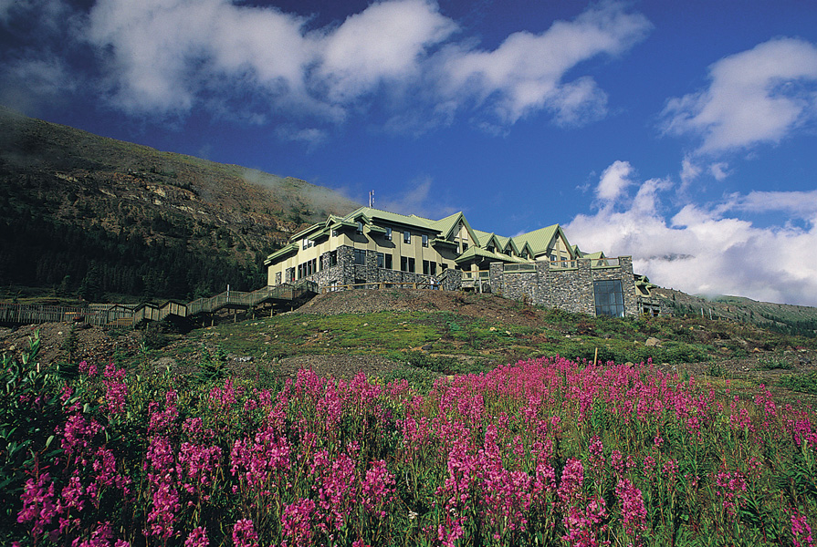 The Glacier View Inn