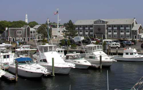 ‪Cape Ann's Marina Resort‬