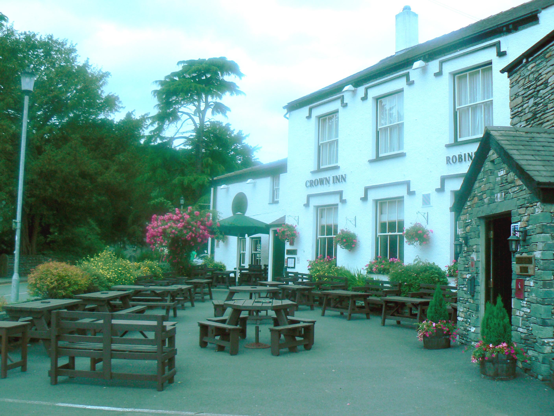 Crown Inn Coniston