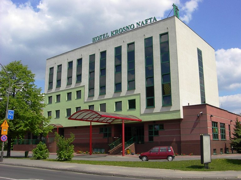 Hotel Krosno-Nafta