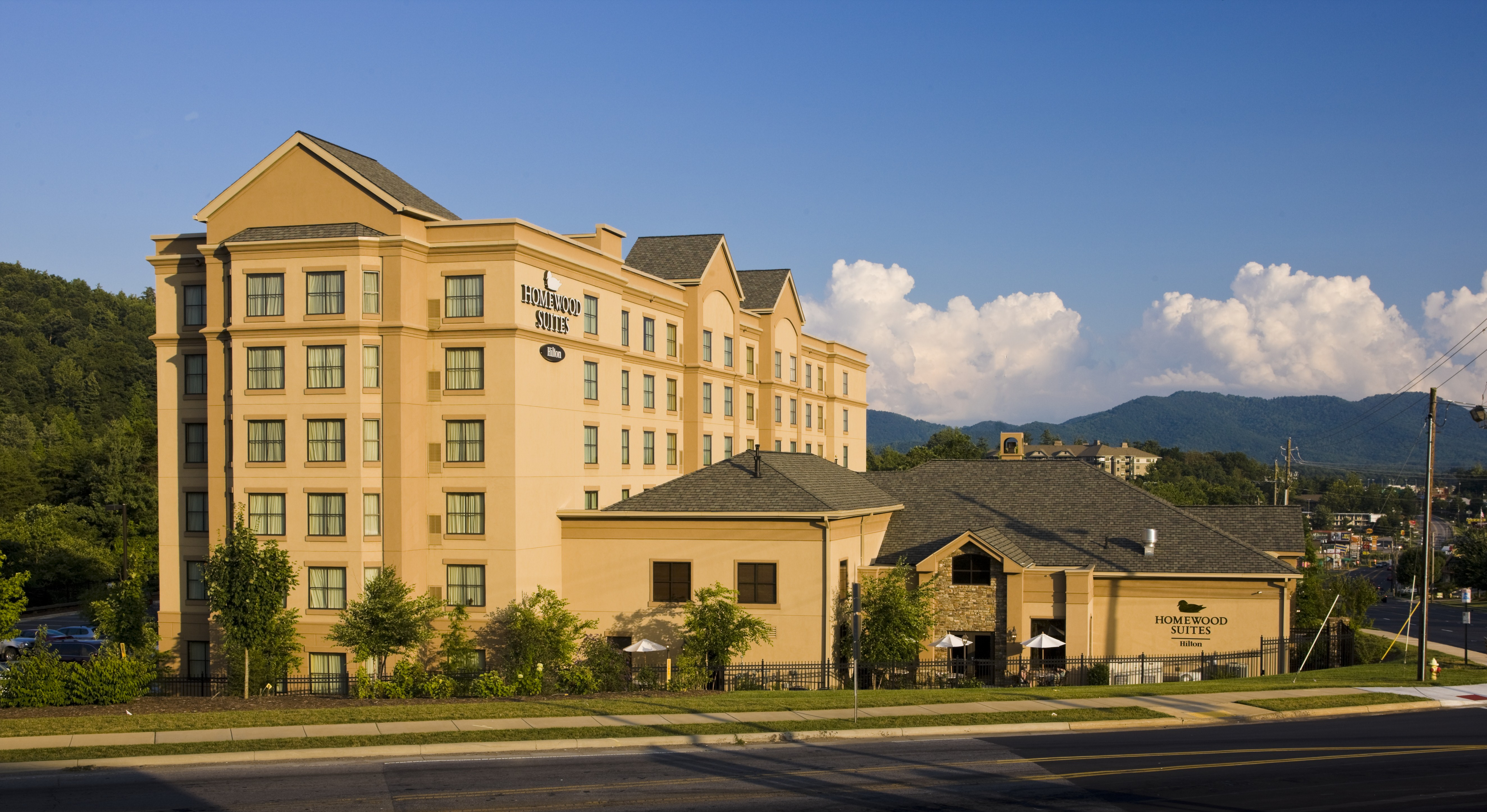 Homewood Suites by Hilton Asheville- Tunnel Road