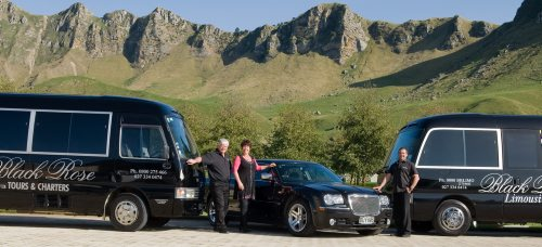Black Rose Limousine - Private Tours