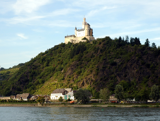 Rhine Castles Day Trips