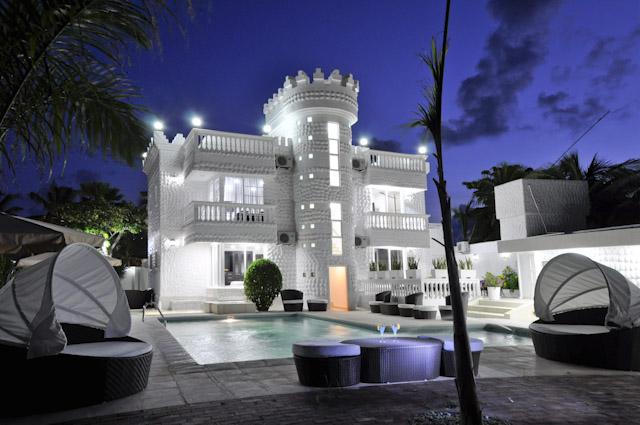 Hotel Boutique Le castel blanc