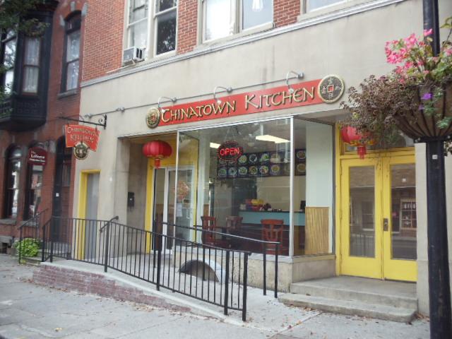 Chinatown Kitchen, Gettysburg - 25 York St - Menu, Prices ...