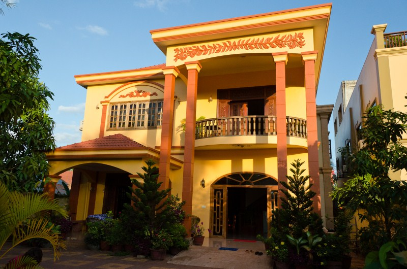 Siem Reap Holiday Garden Villa